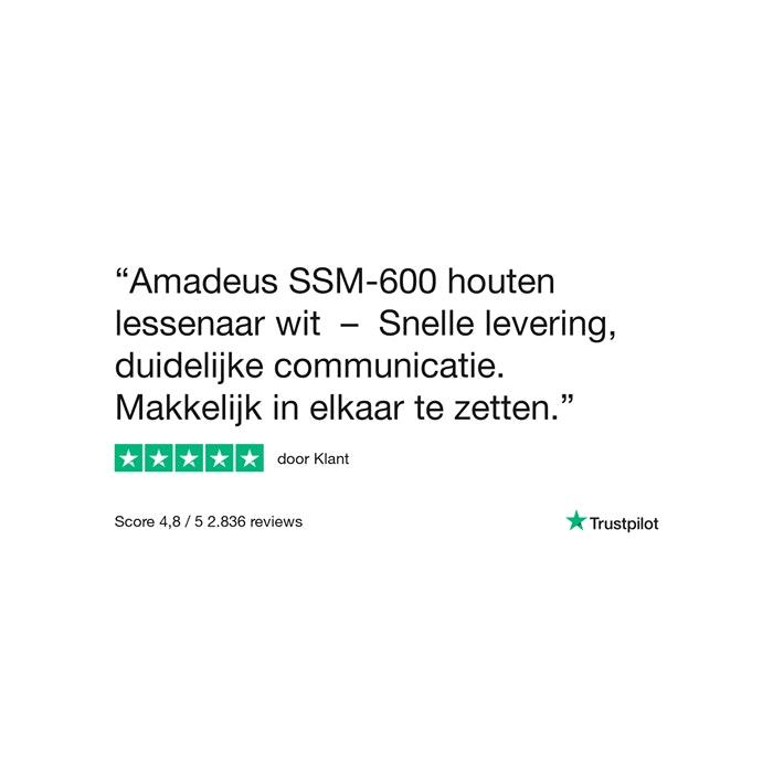 Amadeus SSM-600 WH lessenaar