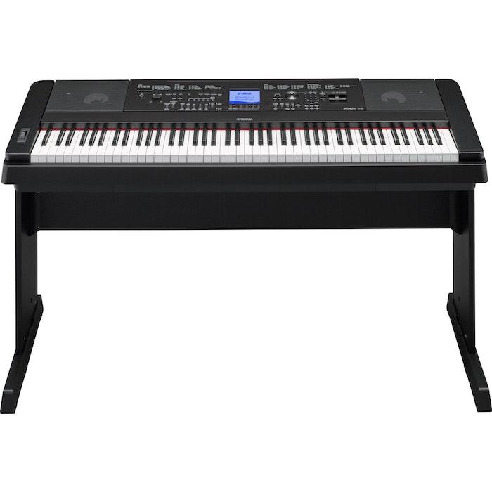 Yamaha DGX-660 B digitale piano