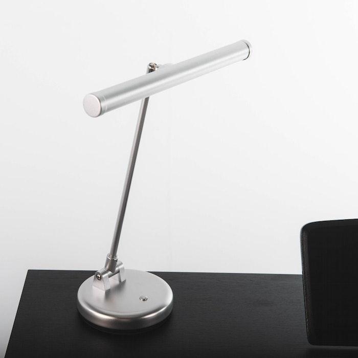 Amadeus Pianolamp Zilver