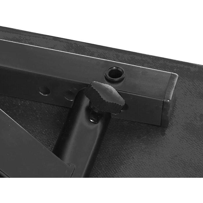 Boston OB-240 (skai zitting) zwart keyboardbank