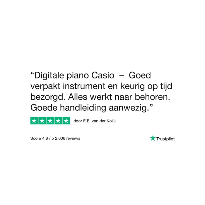 Casio Celviano AP-700 BK digitale piano