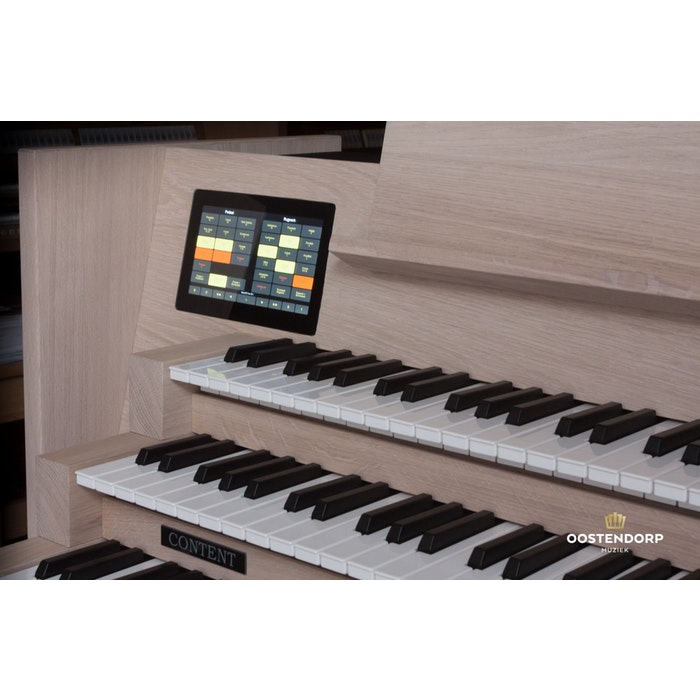 Content orgel
