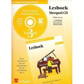 Lesboek 3 (CD)