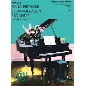 Alfred's Pianomethode Volwassen beginners Niveau 2