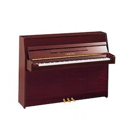 Yamaha B1 PM messing piano (mahonie hoogglans)