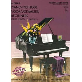 Alfred's Pianomethode Volwassen beginners Niveau 1