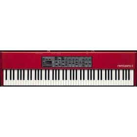 tweedehands stage piano
