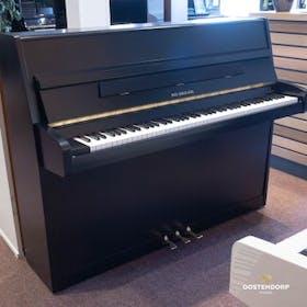 Ed. Seiler 112 Zwarte Messing piano