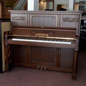 Wilhelm Schimmel 133 BR messing piano