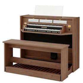 Johannus Studio 150 nautilus teak