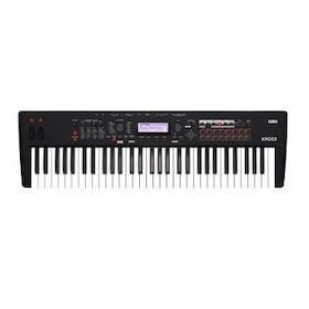Korg Kross 2-61 MB synthesizer