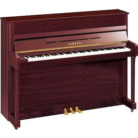 Yamaha B2E PM messing piano (mahonie hoogglans)