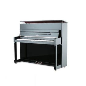 Petrof P 118 M1 801 chroom piano