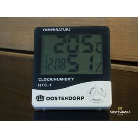 Oostendorp Thermo-/hygrometer