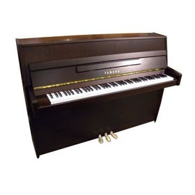 Yamaha B3E OPDW messing piano (donker noten)