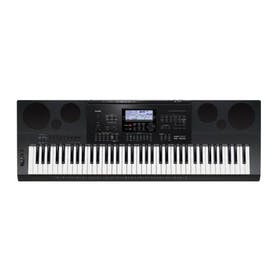 Casio WK-7600 keyboard