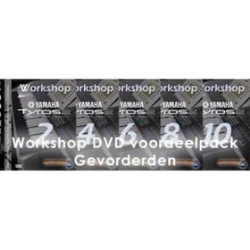 Oostendorp Tyros 2 workshop actiepakket - 5 dvd's gevorderd