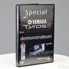 Oostendorp Tyros 3 special dvd - 'Wat demonstrateurs spelen'