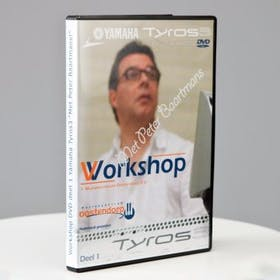 Oostendorp Tyros 3 workshop dvd - Peter Baartmans - deel 1