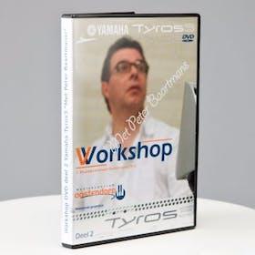 Oostendorp Tyros 3 workshop dvd - Peter Baartmans - deel 2
