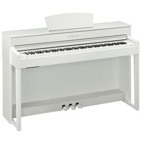 Yamaha Clavinova CLP-535 WH digitale piano