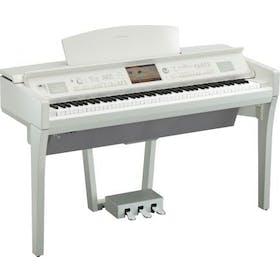 Yamaha Clavinova CVP-709 PWH digitale piano