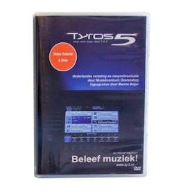 Tyros 5 dvd - Stap voor stap - deel 1 en 2