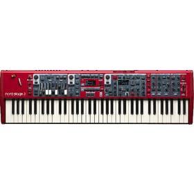 Clavia Nord Stage 3 Compact synthesizer