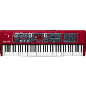 Clavia Nord Stage 3 HP76 synthesizer