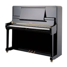 Petrof P 135 K1 801 messing piano