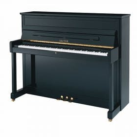 Sauter Cosmo 116  PE messing piano
