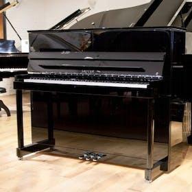 Sauter Vista 122 PE zilver piano