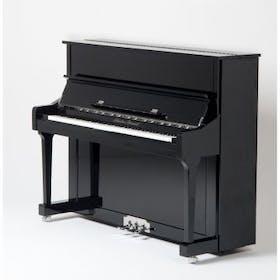 Sebastian Steinwald 121 PE zilver piano