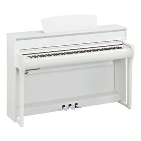 Yamaha Clavinova CLP-775 WH digitale piano