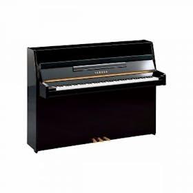 Yamaha B1 PE messing piano (zwart hoogglans)
