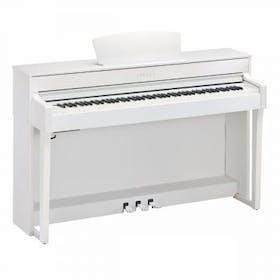 Yamaha Clavinova CLP-635 WH digitale piano