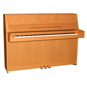 Yamaha B1 NBS messing piano (beuken)