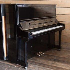 Yamaha YU33 PE messing piano