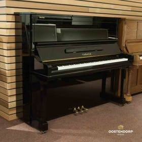 Yamaha YU3S PE messing silent piano