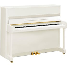 Yamaha P116 M PWH messing piano (wit hoogglans)