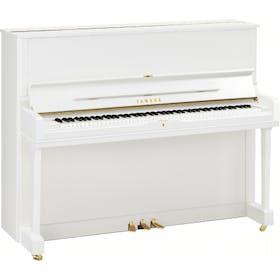 Yamaha YUS1 PWH messing piano (wit hoogglans)