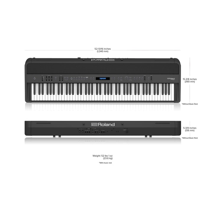 Roland FP-90X stage piano
