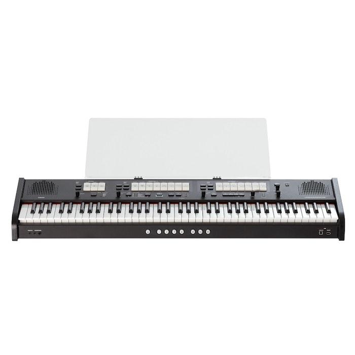 Johannus One BK orgel keyboard