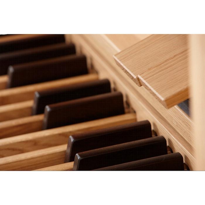 Johannus Vivaldi 150 blank eiken