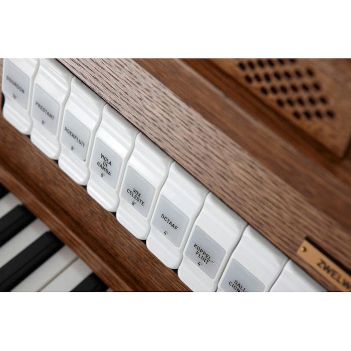Johannus Vivaldi 250 blank eiken
