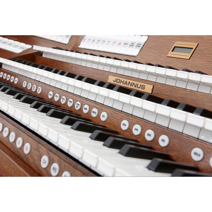 Johannus Vivaldi 350 blank eiken