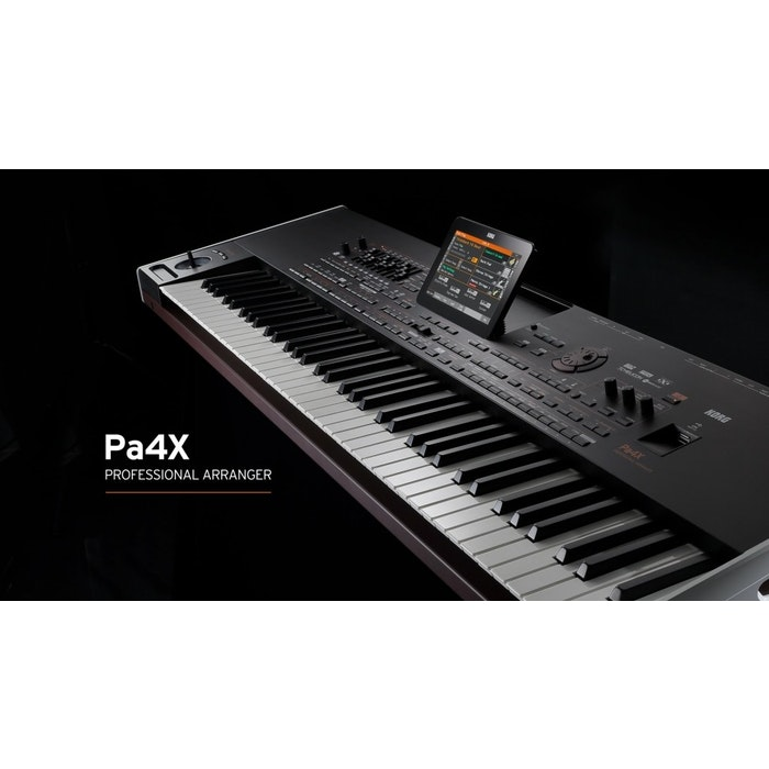 Korg Pa4X 61 keyboard