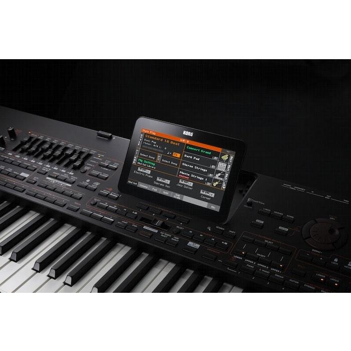 Korg Pa4X 76 Oriental keyboard