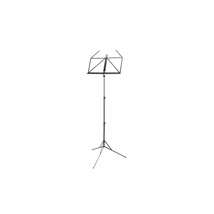 K&M 10100-013-55 Music Stand BLK