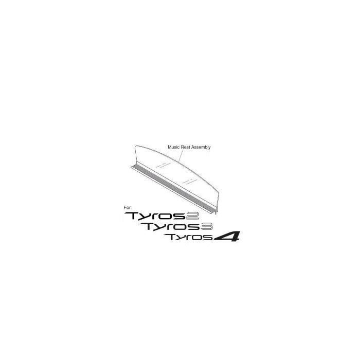 Yamaha Lessenaar Tyros/P-120/P-140/P-155